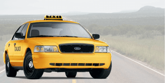cabbie yellow