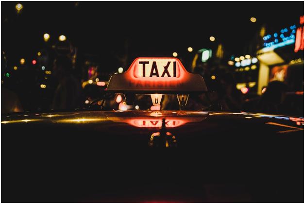 honeymoon taxi