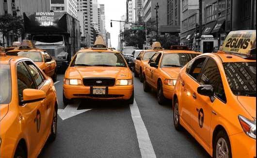 Yellow Cab Service in Keller TX