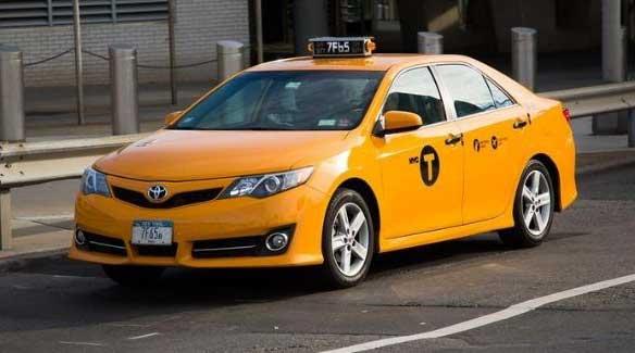 Yellow Cab Service in Alvarado TX